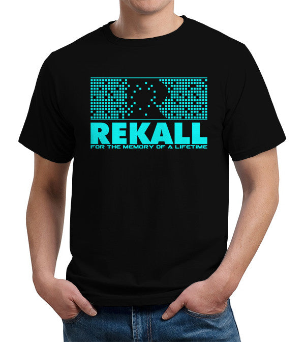 Rekall Inc. T-Shirt - FiveFingerTees