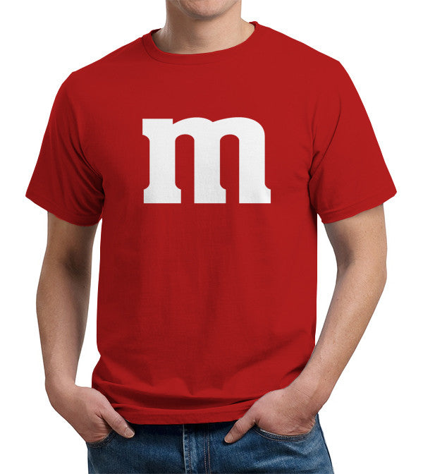 M&M Costume T-Shirt - FiveFingerTees