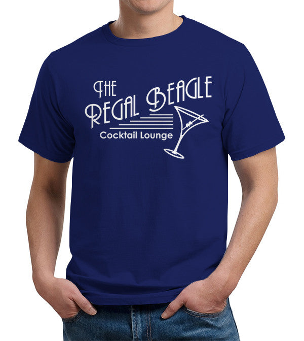 The Regal Beagle T-Shirt - FiveFingerTees