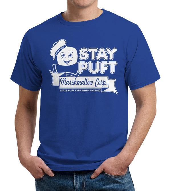 Stay Puft Marshmallow Corp. T-Shirt - FiveFingerTees