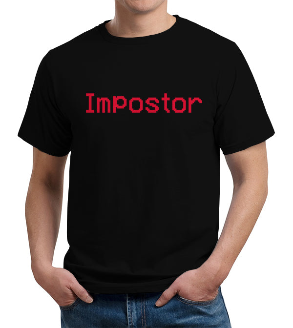 Impostor T-Shirt - FiveFingerTees