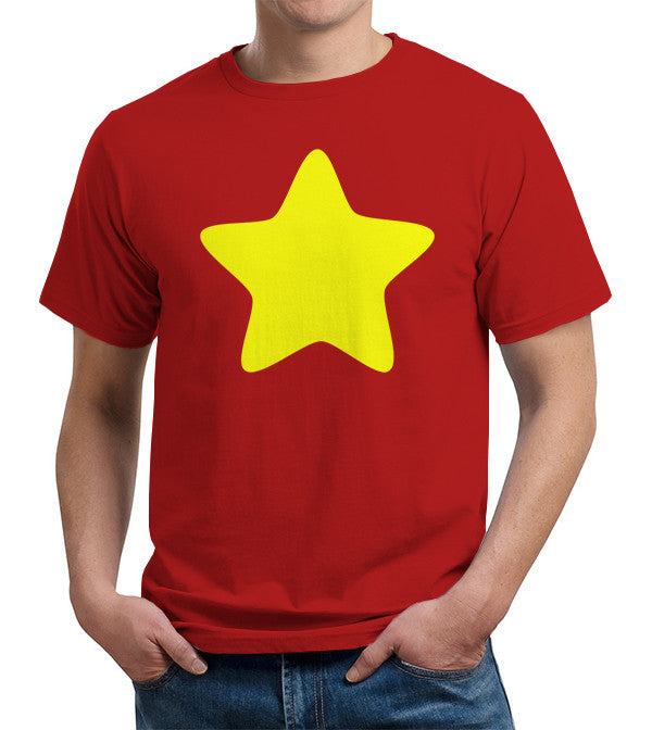 Steven Universe Star T-Shirt - FiveFingerTees