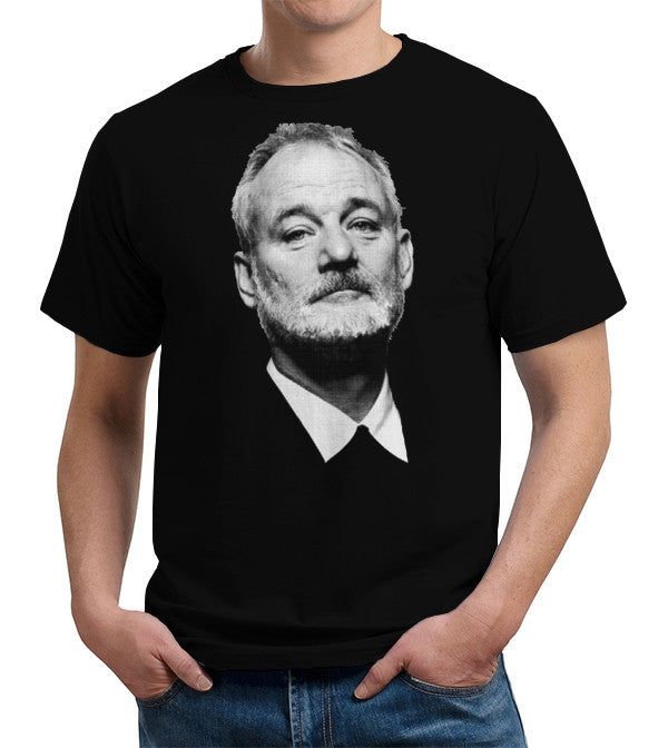 Bill Murray T-Shirt - FiveFingerTees