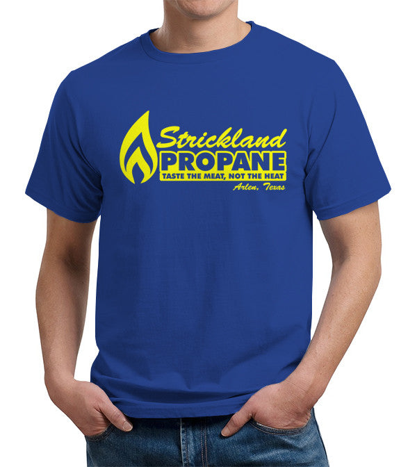 Strickland Propane T-Shirt - FiveFingerTees