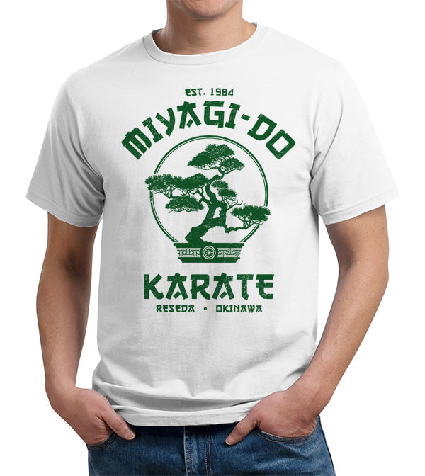 Miyagi-Do Karate T-Shirt - FiveFingerTees