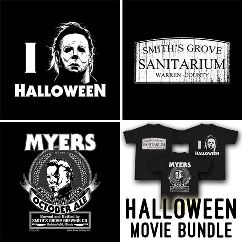 Halloween Movie Bundle - FiveFingerTees