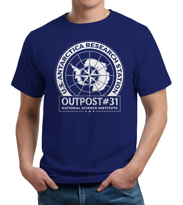 Outpost #31 T-Shirt - FiveFingerTees