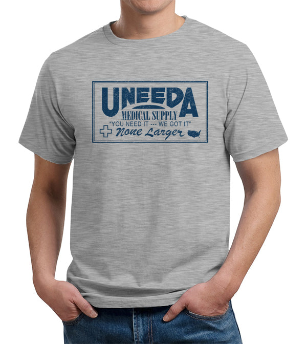 Uneeda Medical Supply T-Shirt - FiveFingerTees
