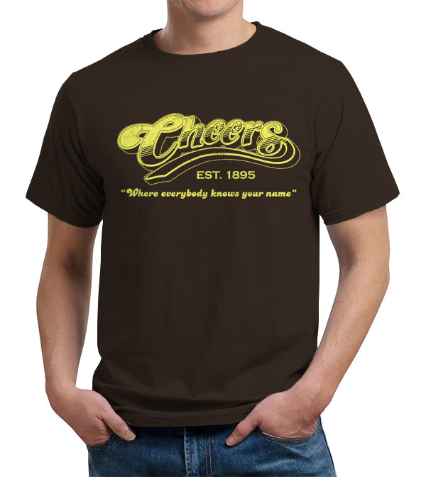 Cheers T-Shirt - FiveFingerTees