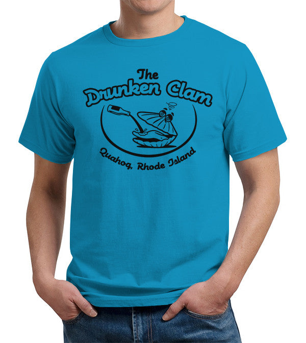 The Drunken Clam T-Shirt - FiveFingerTees