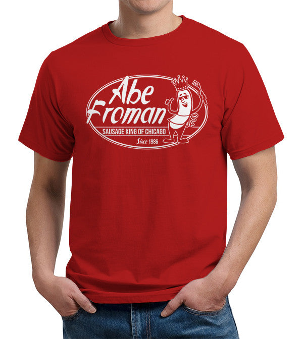 Abe Froman T-Shirt - FiveFingerTees