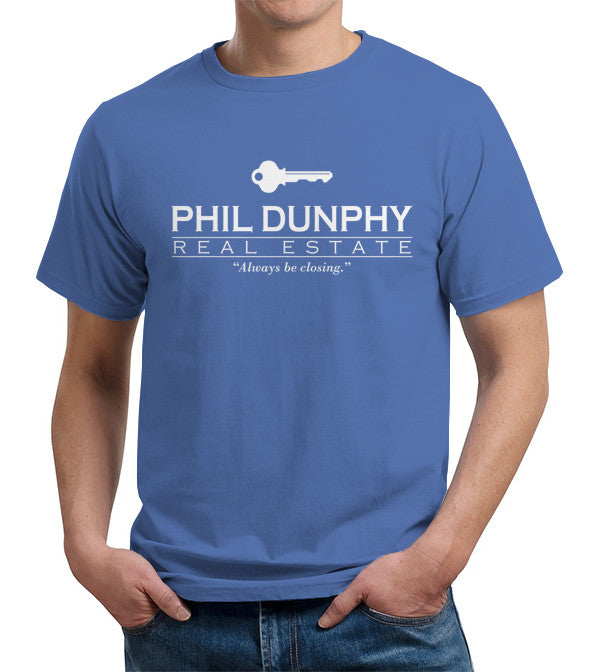 Phil Dunphy Real Estate T-Shirt - FiveFingerTees