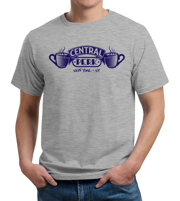 Central Perk T-Shirt - FiveFingerTees