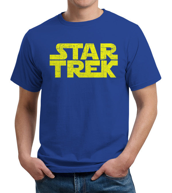 Star Trek Wars T-Shirt