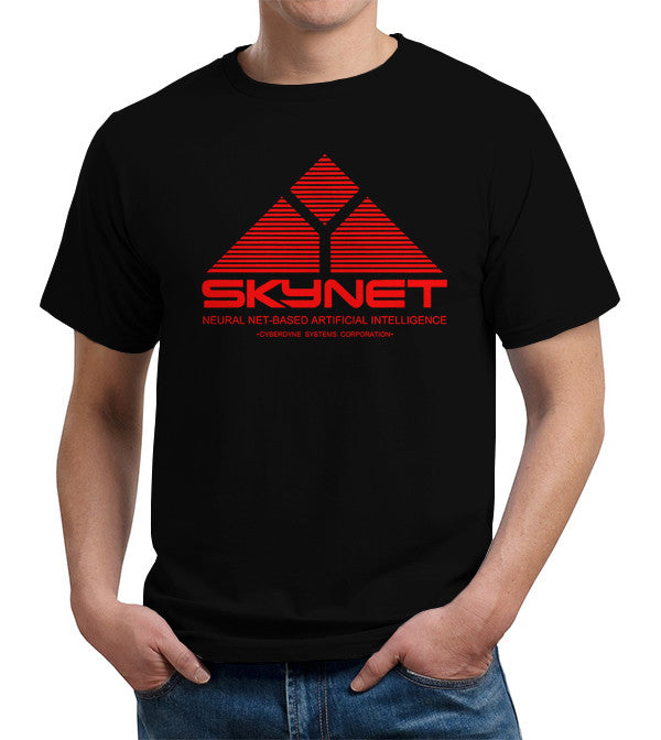 Skynet T-Shirt - FiveFingerTees