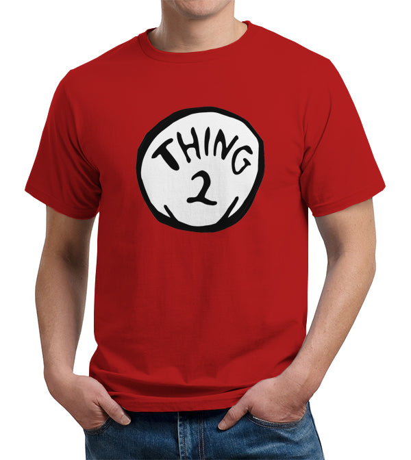 Thing 2 T-Shirt - FiveFingerTees