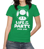 Life Of The Party T-Shirt - FiveFingerTees