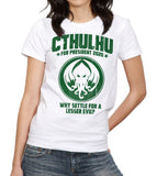 Cthulhu For President T-Shirt - FiveFingerTees