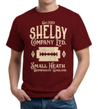 Shelby Company Limited T-Shirt - FiveFingerTees