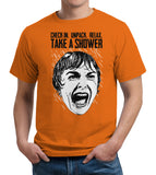 Take A Shower T-Shirt - FiveFingerTees