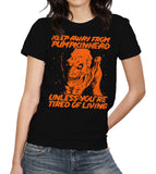 Keep Away From Pumpkinhead T-Shirt - FiveFingerTees