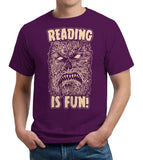 Reading Is Fun Necronomicon T-Shirt - FiveFingerTees