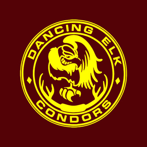 Dancing Elk Condors T-Shirt - FiveFingerTees
