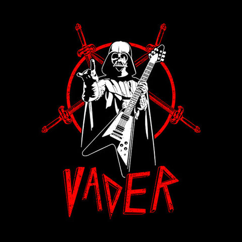 Slayer Vader T-Shirt - FiveFingerTees
