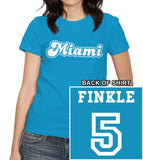 Ray Finkle Jersey T-Shirt - FiveFingerTees
