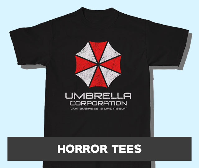 Browse Horror Tees
