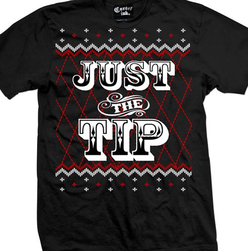 just the tip - cartel ink - pinky star