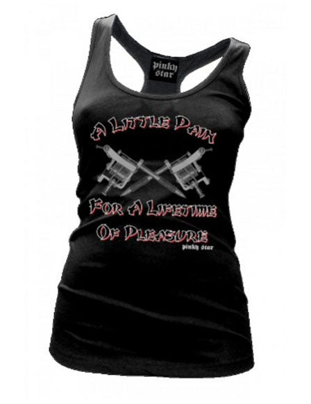 A Little Pain For A Lifetime Of Pleasure Tank