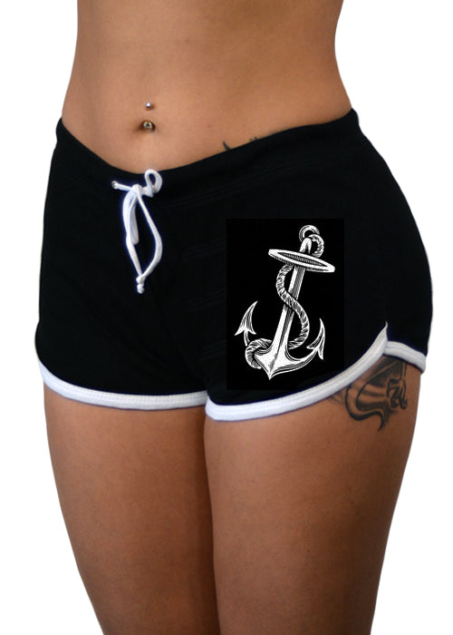 anchor shorts - PINKY STAR