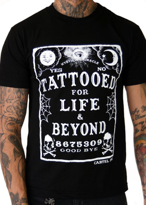 Tattooed For Life & Beyond Men's Tee