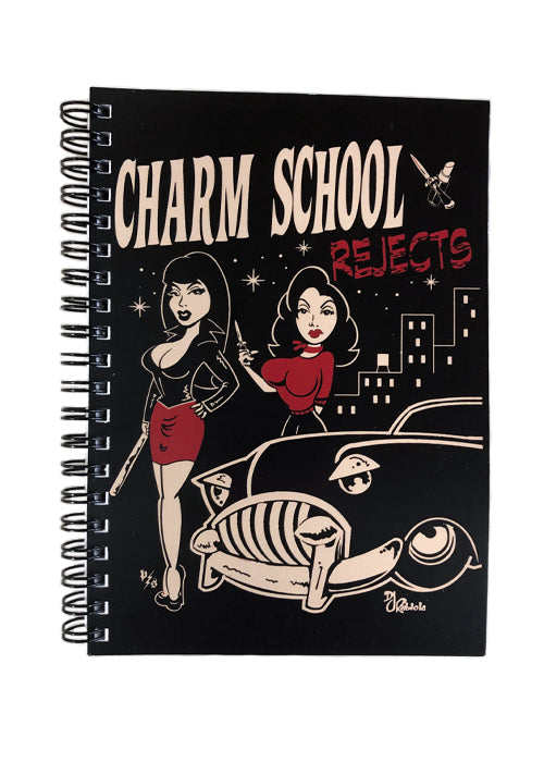 Charm School Rejects Notebook