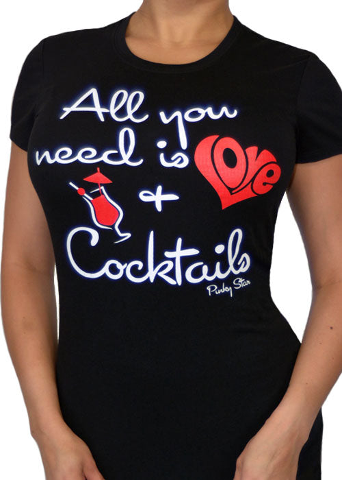 all you need is love and cocktails