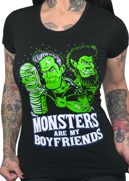 monsters are my boyfriends
