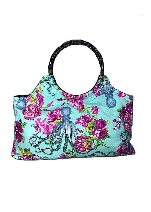 The Ocean Blue Handbag