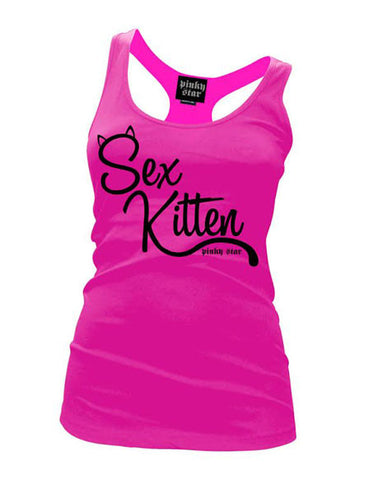 Sex Kitten Tank Top