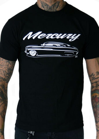 1950 Chopped Merc Tee