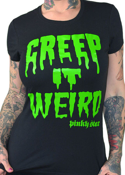 Creep It Weird Tee