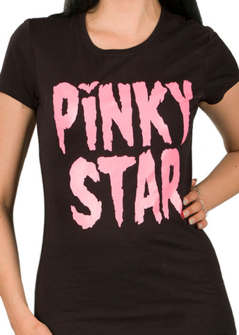 Pinky Star Monster Tee