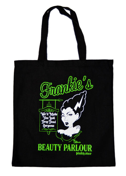 Frankie's Beauty Parlour Tote Bag