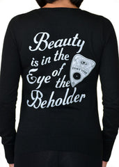 Beauty Is In The Eye Of The Beholder Cardigan