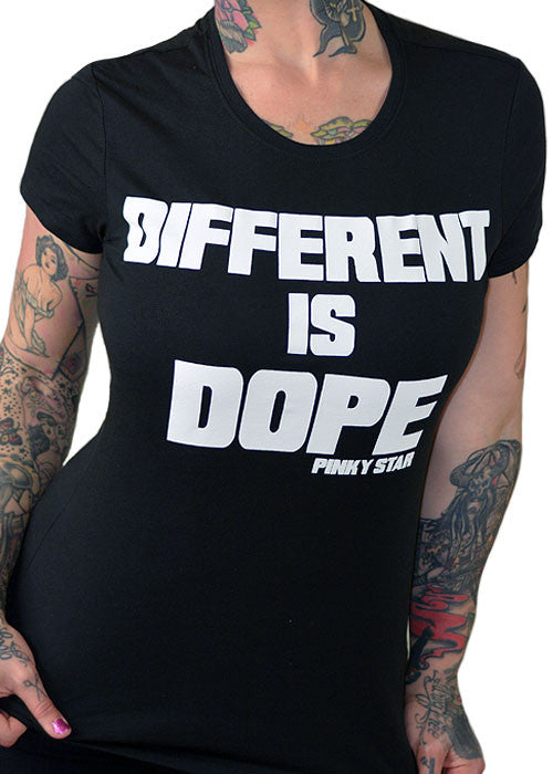 Different Is Dope Tee
