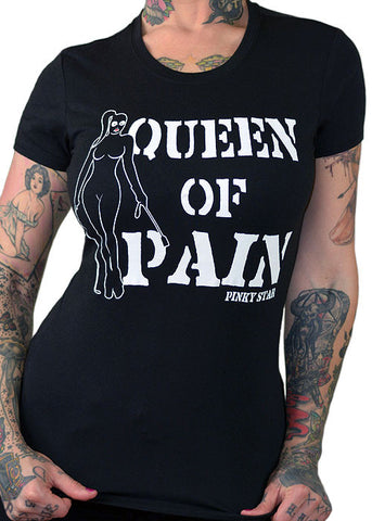 Queen Of Pain Tee