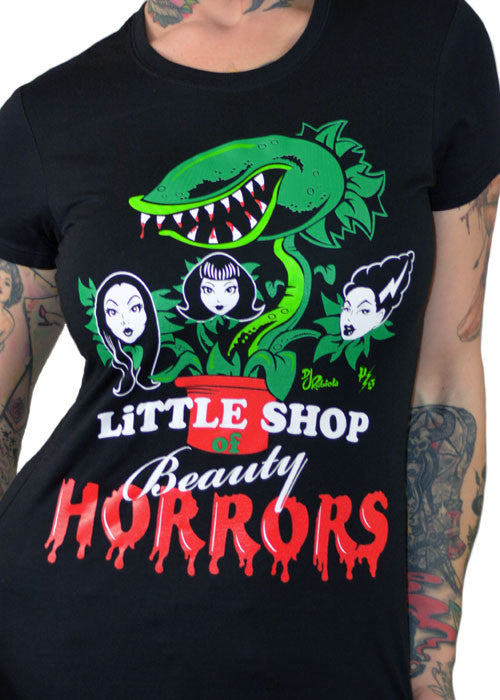 Little Shop of Beauty Horrors Tee