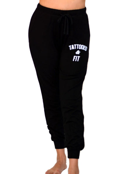 Tattooed & Fit Sweatpants