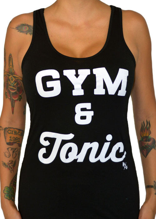 Gym & Tonic Tank Top