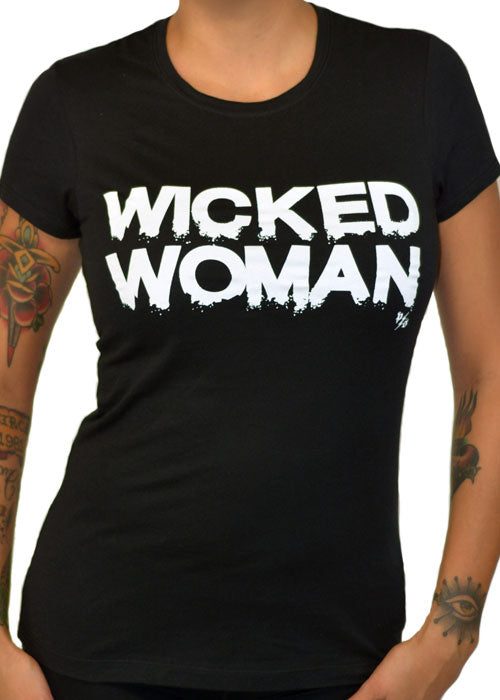 Wicked Woman Tee